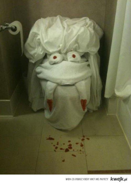 wampir z wc