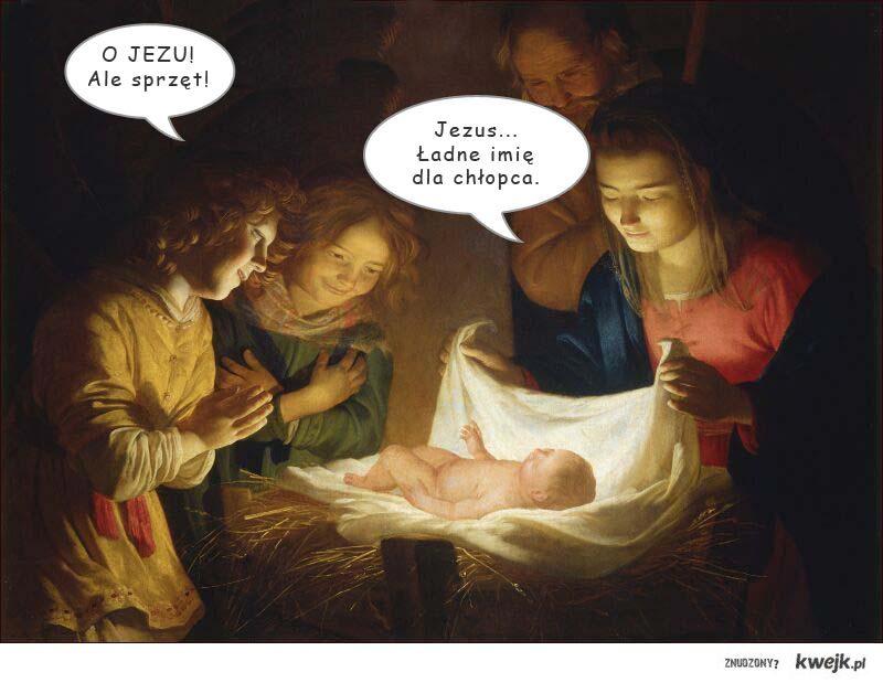 O Jezu!