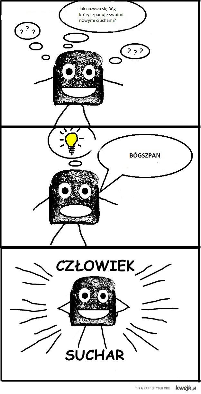 Czlowiek-suchar