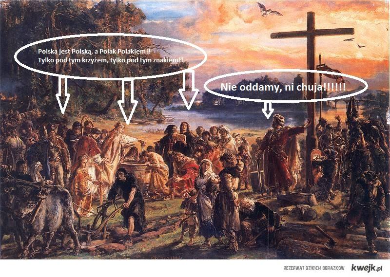 Gdzie jest krzyż ?!