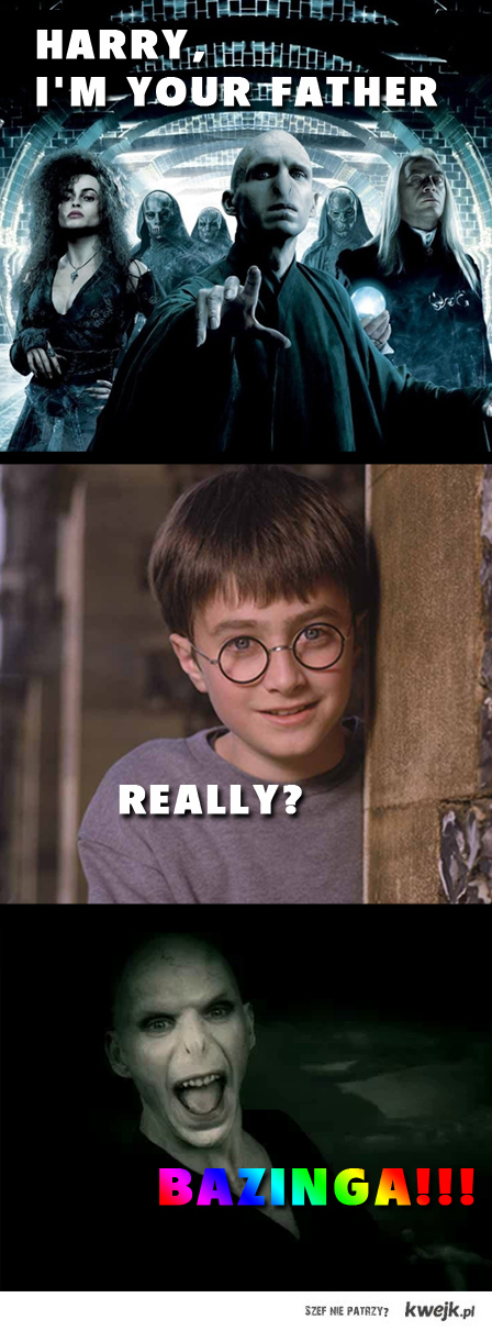 Voldemort ojcem