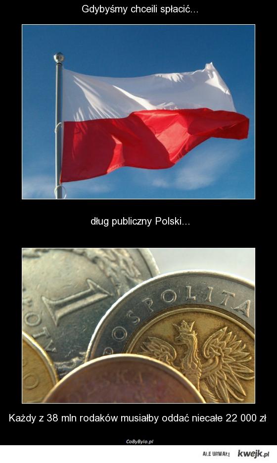 zadłużona-polska