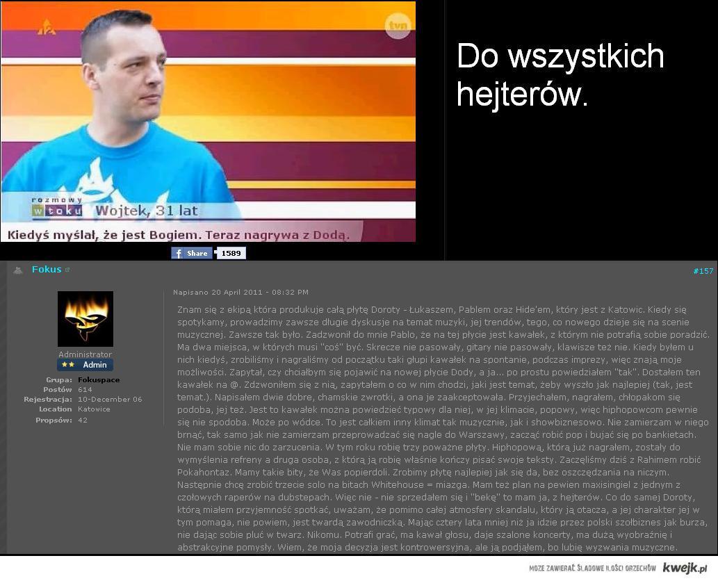 do hejterow