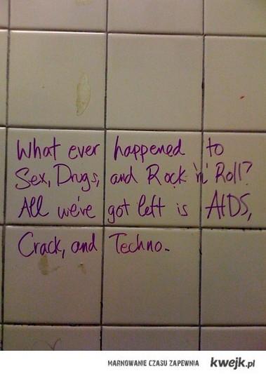 Sex Drugs Rock n' Roll