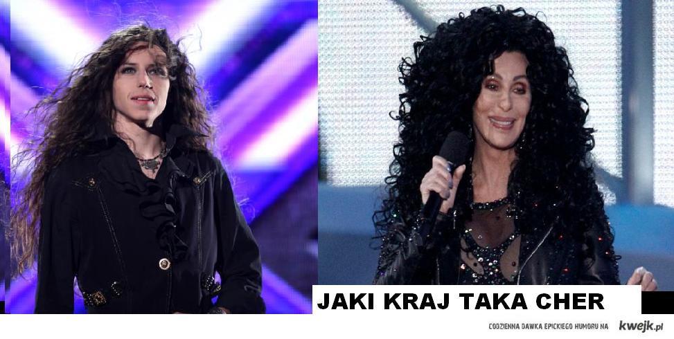 jaki kraj taka Cher