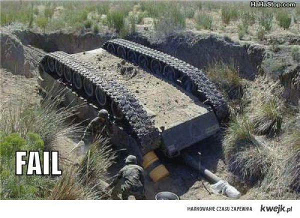 Tank Fail!