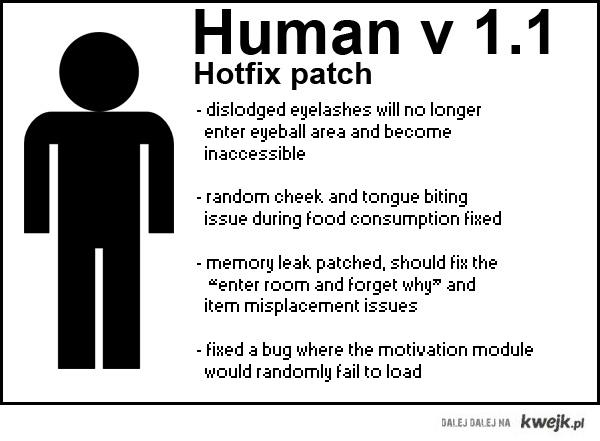 human patch