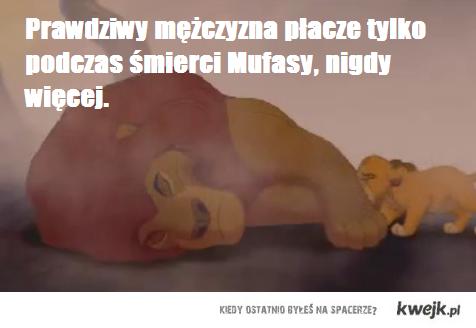 Śmierć Mufasy