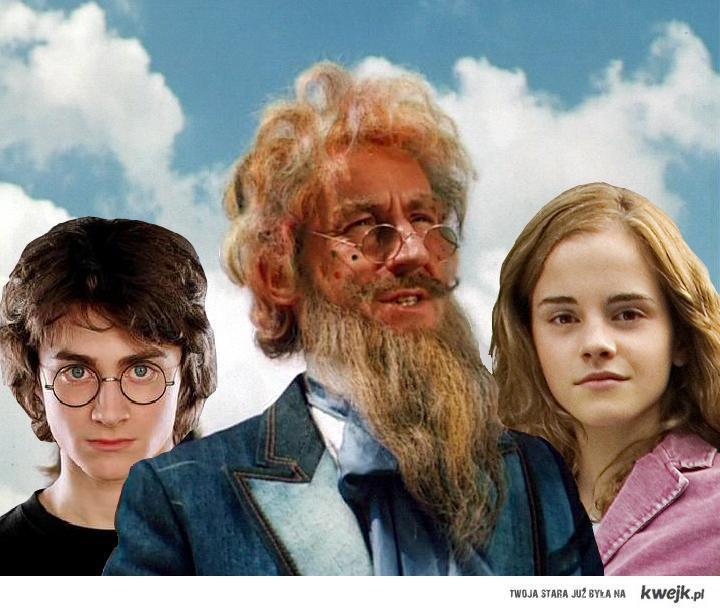 Harry Potter i Kleksografia