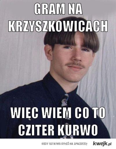 Cziterska gra na Krzyszkowicach