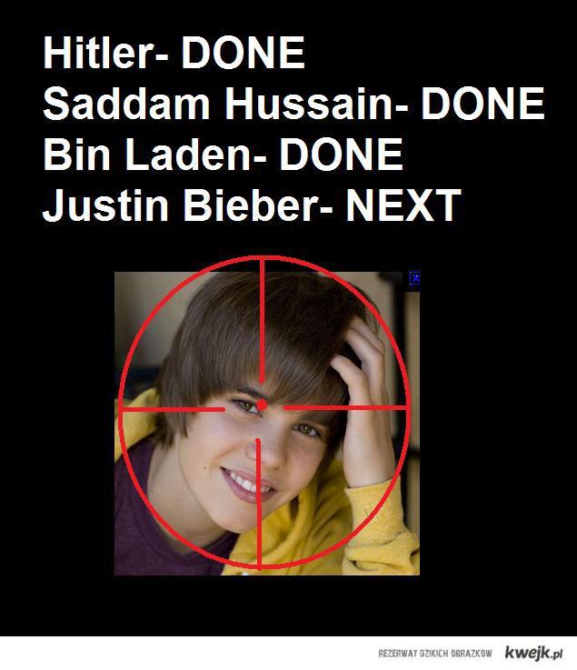 Justin Killed