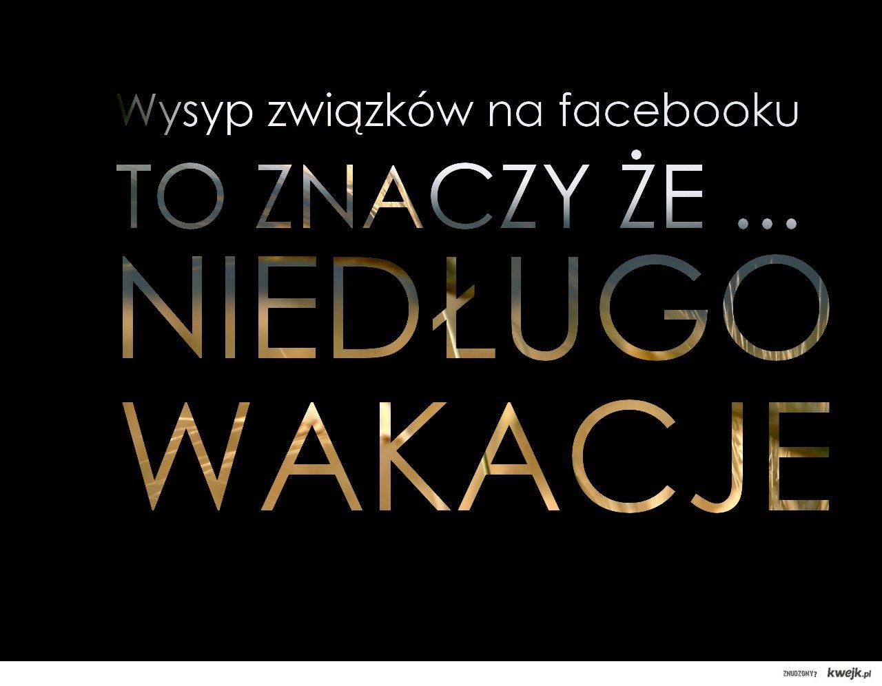 Związki na facebooku