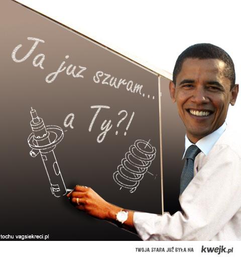 Bądź jak Obama
