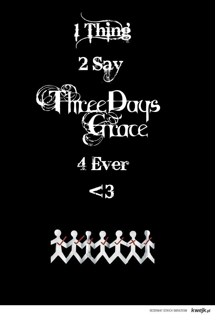 ThreeDaysGrace