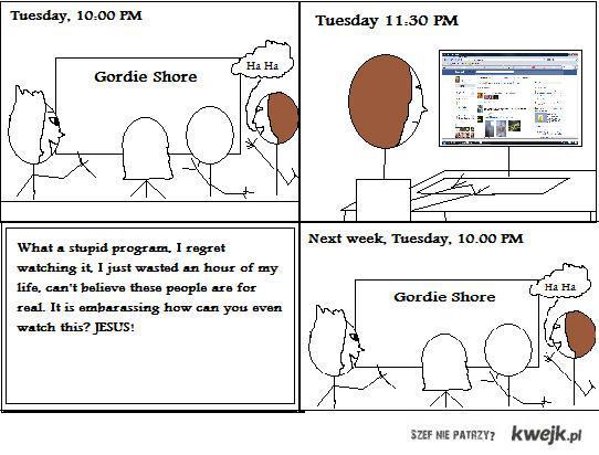Gordie Shore