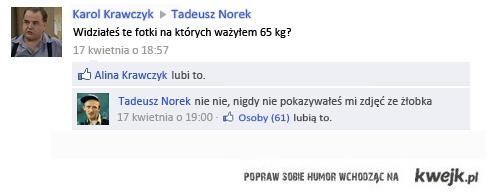 Miodowe Lata facebook