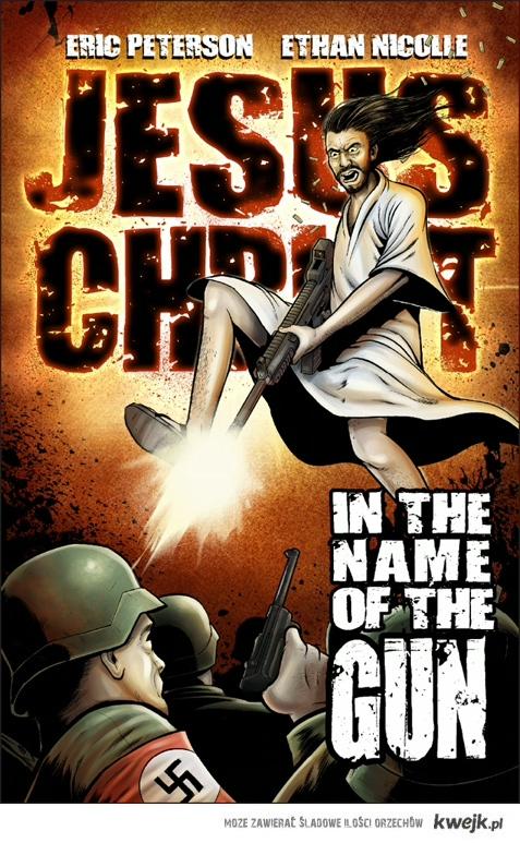 JEZUS WALCZĄCY Z NAZISTAMI