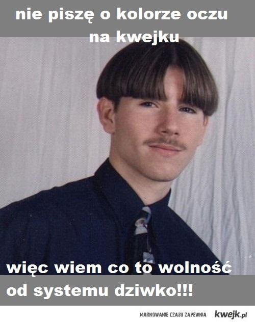 wolnosc dziwko