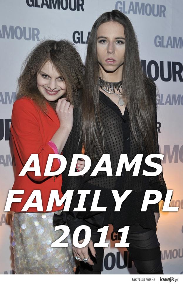 Addams Family 2011