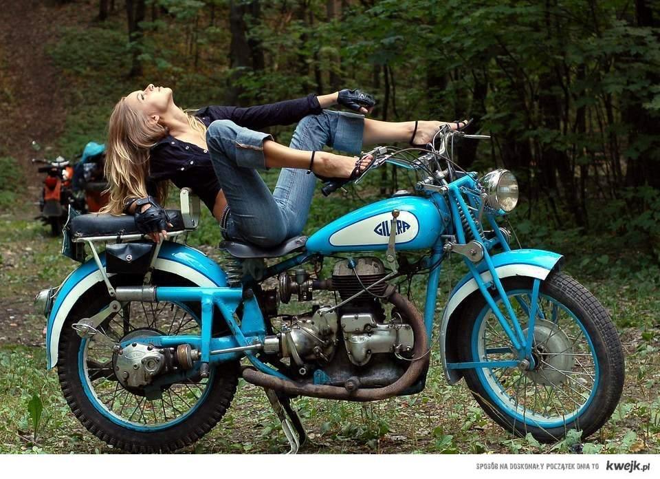 biker's gf