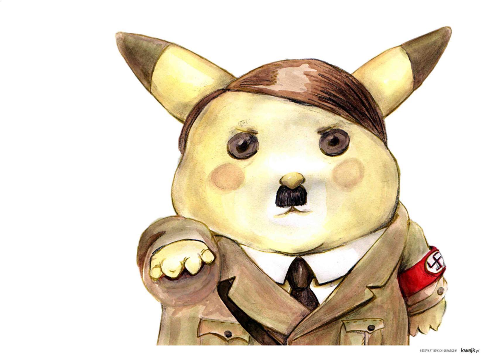 Pikachu Hitler