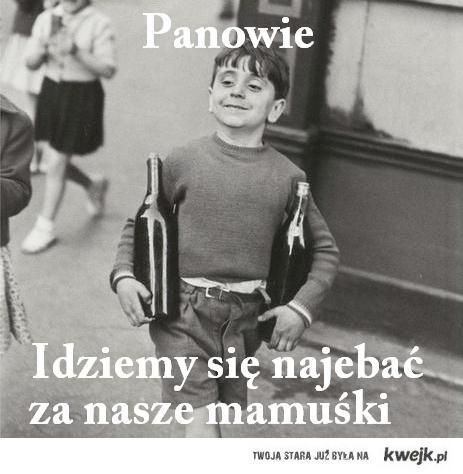 PANOWIE!