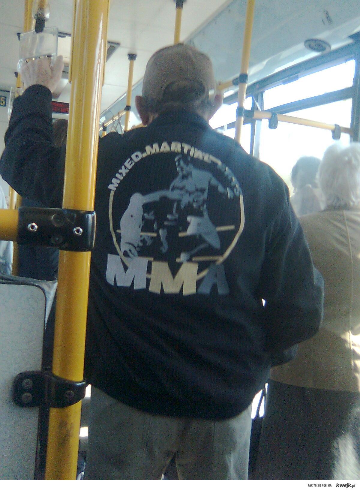 "MMA ""Fajter"" po 60"