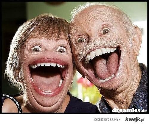 Opa und Oma