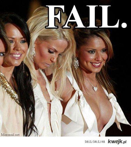 fail boobs