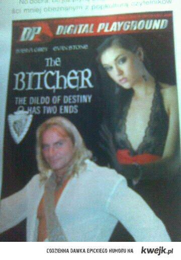 The Bitcher. Dildo przeznaczenia ma dwa końce.