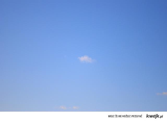 Takie chmury chcę w weekend