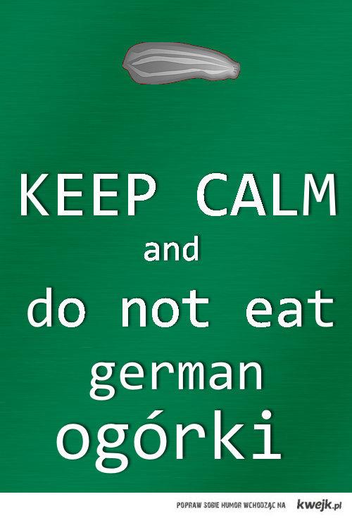 niemieckie ogrki
