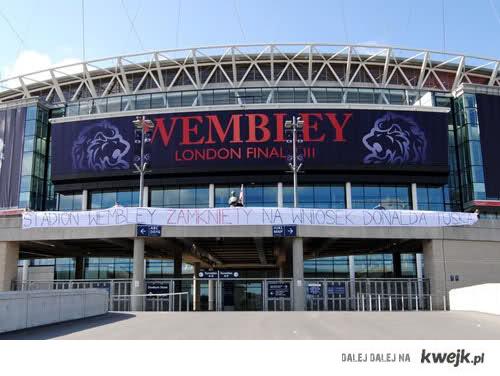 Wembley i Tusk