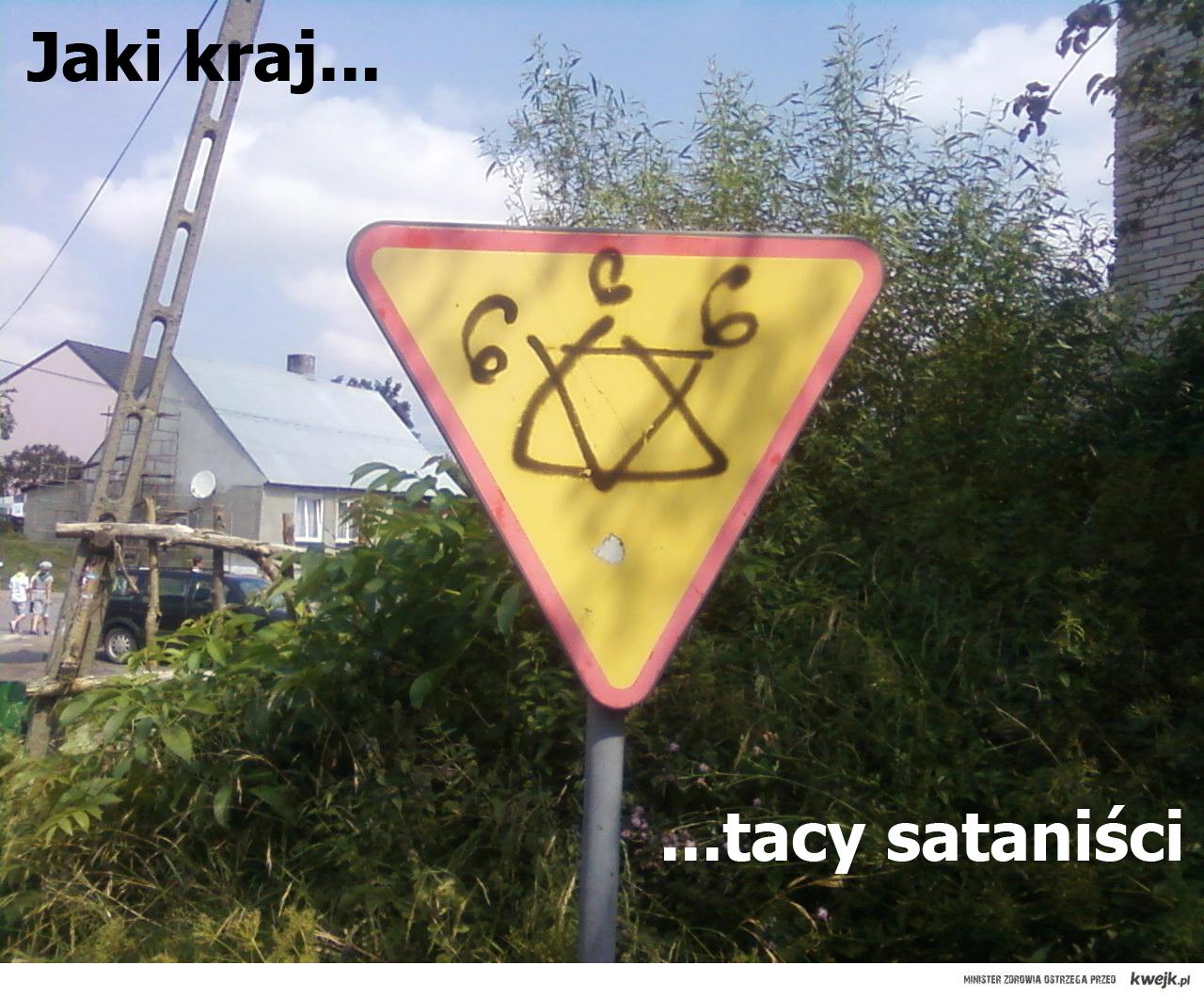Jaki kraj, tacy sataniści