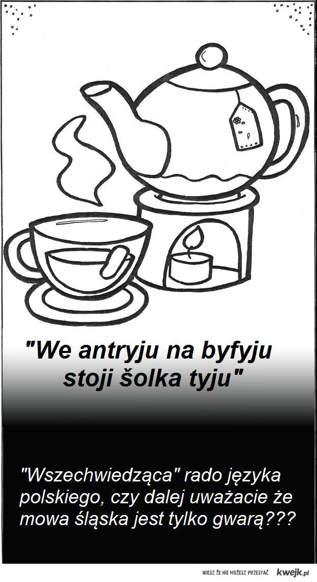 Wszechwiedząca rado języka polskiego
