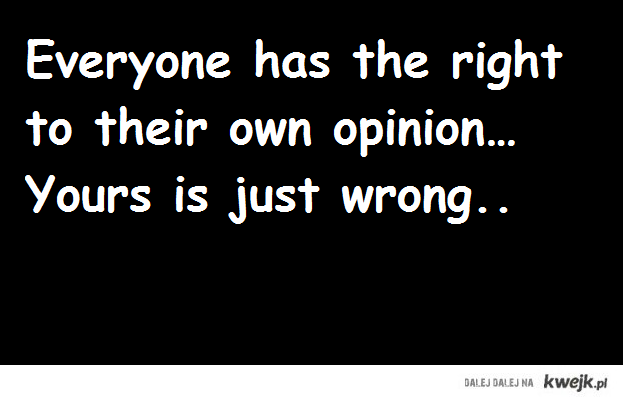 Opinion..