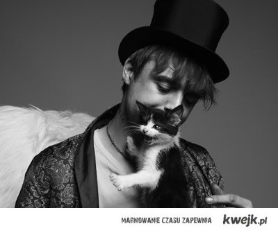 Peterandcat