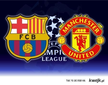 Już jutro wszyscy zobaczą jaka Barcelona dostaje w dupsko !