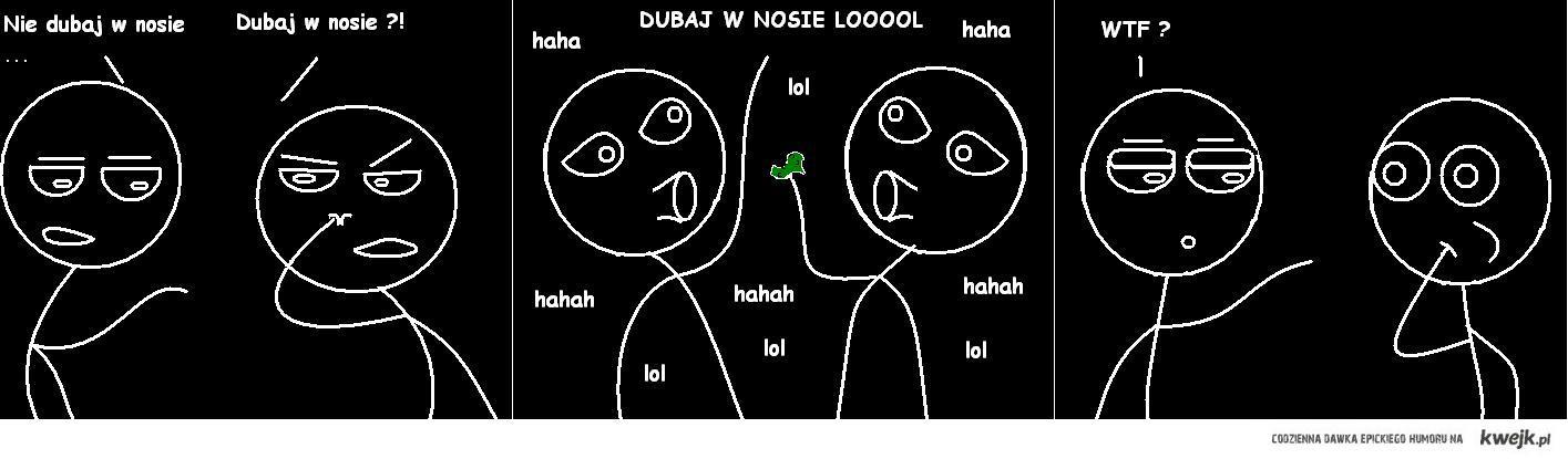 Dubaj W Nosie