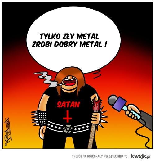 Zły metal
