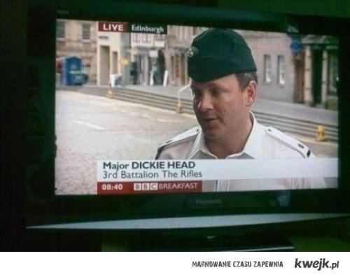 Dickie Head