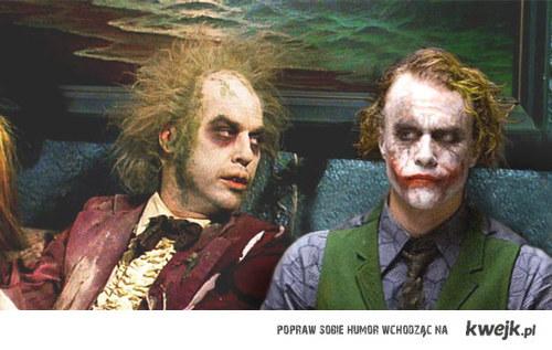 Joker i Beetlejuice