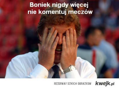 Boniek nigdy więcej nie komentuj meczów