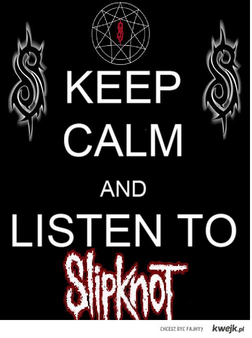 Slipknot Calm