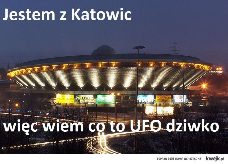 Jestem z Katowic