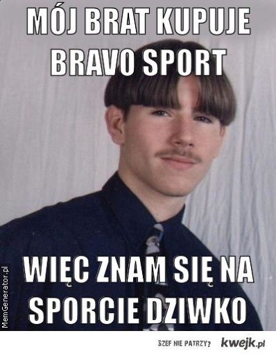 Znawca sportu