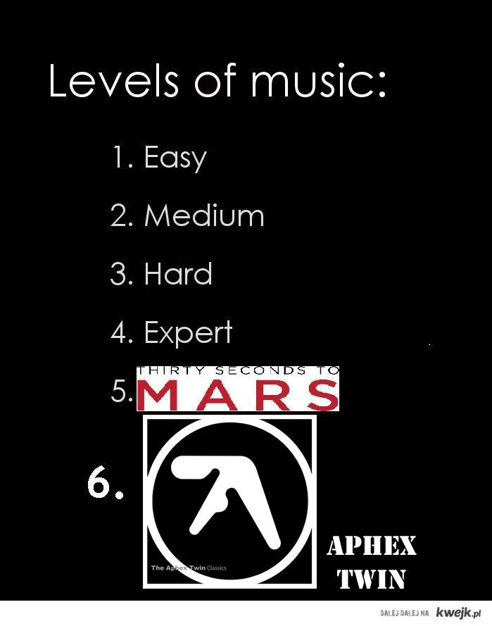 najlepsza muzyka na świecie i najwyższy poziom.