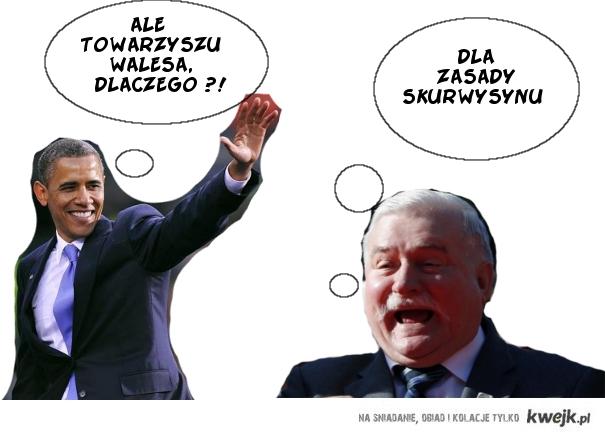 Barrack Obama w Polsce