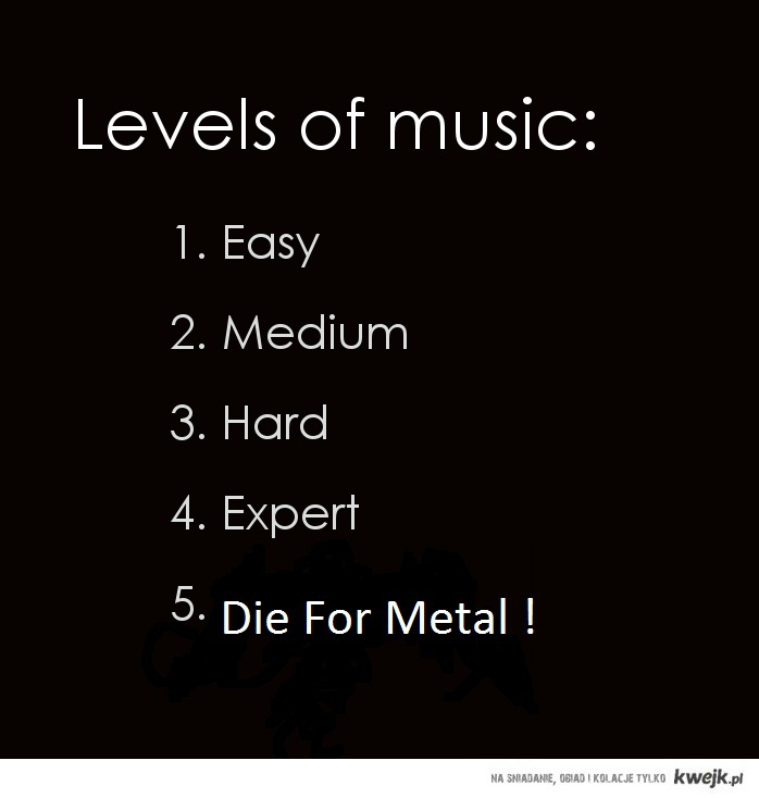 Metal - wiecej niz muzyka
