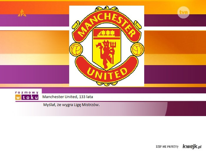 Manchester United rozmowy w toku